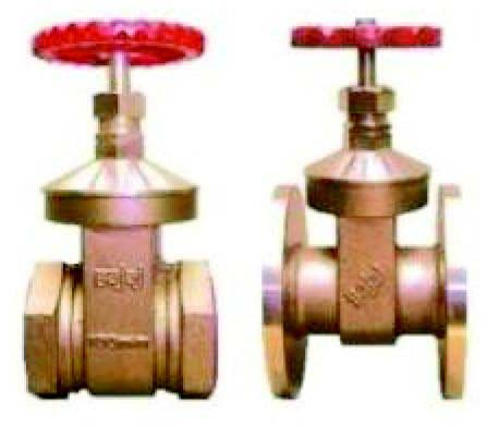 Leaded Tin Bronze Gate Valve