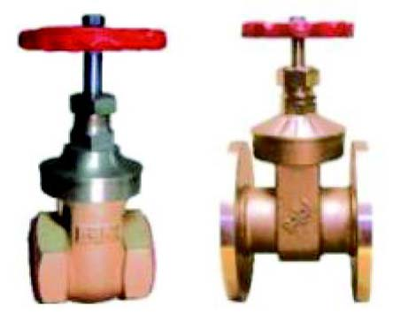 Pegular Type Gate Valve