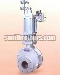 Fly Ash Discharge Valve