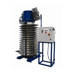 Spiral Cooling Conveyor Spiral Cooling Conveyor System