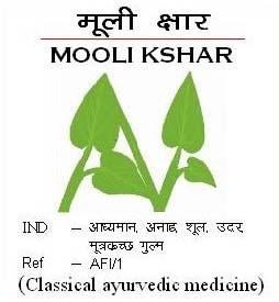 Mooli Kshar
