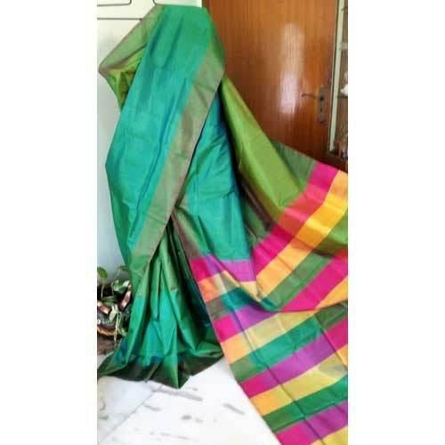 3D Bishnupur Silk Sarees