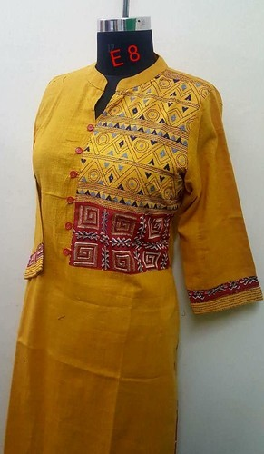 Ladies Cotton Kurti 02