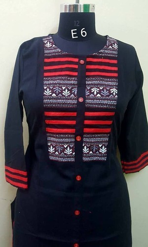 Ladies Cotton Kurti 05
