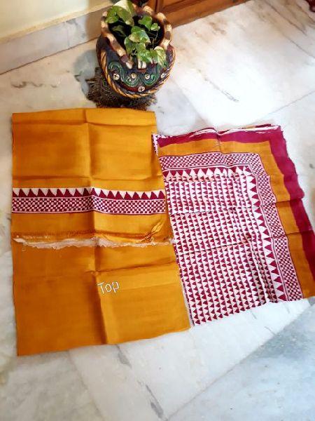 Silk Dress Material 01