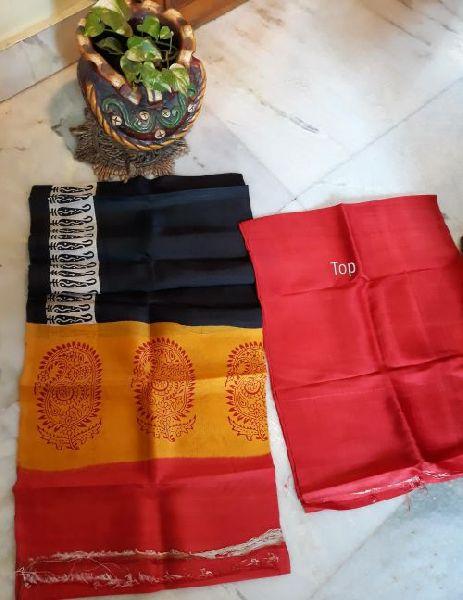 Silk Dress Material 02