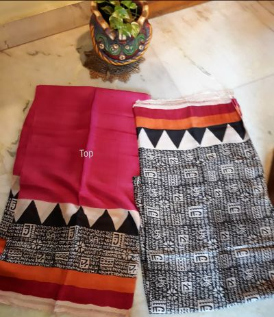 Silk Dress Material 03