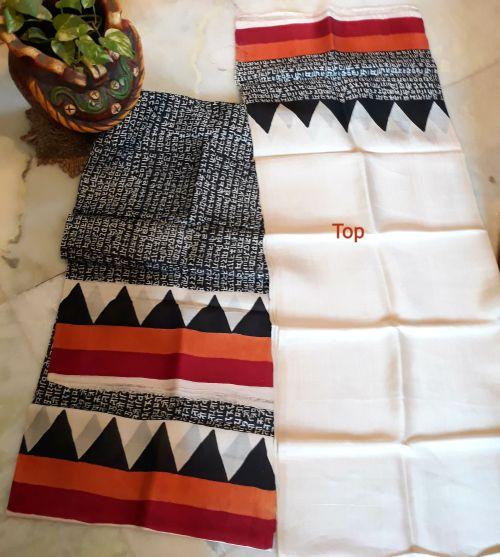 Silk Dress Material 04