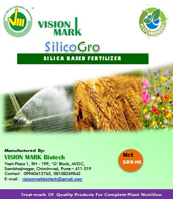 Silica Based Fertilizer