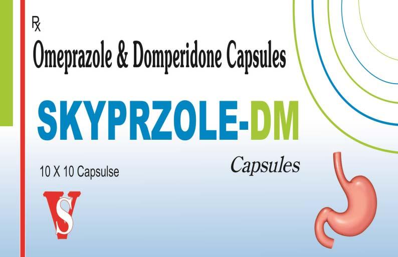 Skyprezole-DM Capsules