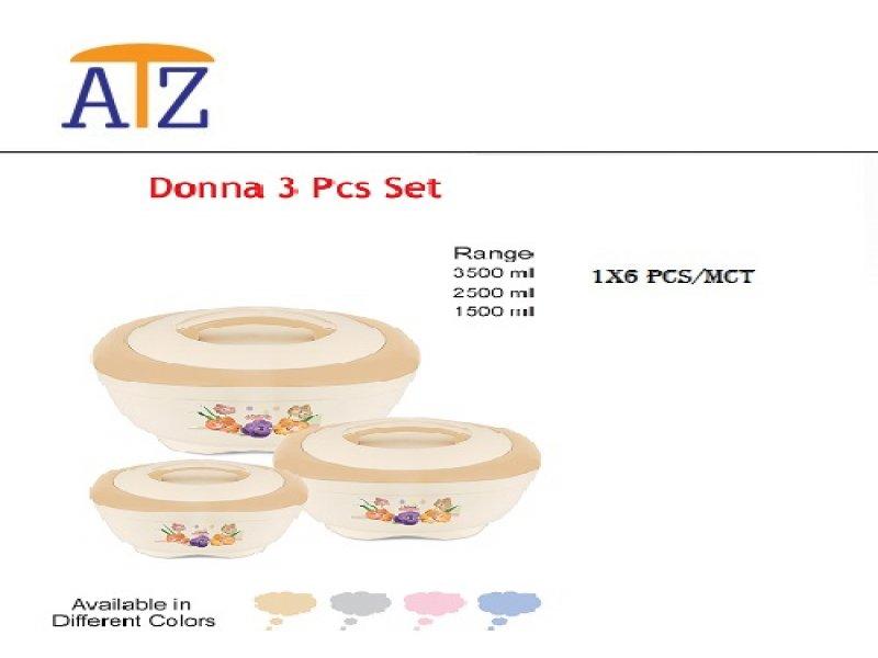 Dona Acrylic Hot Pot Set