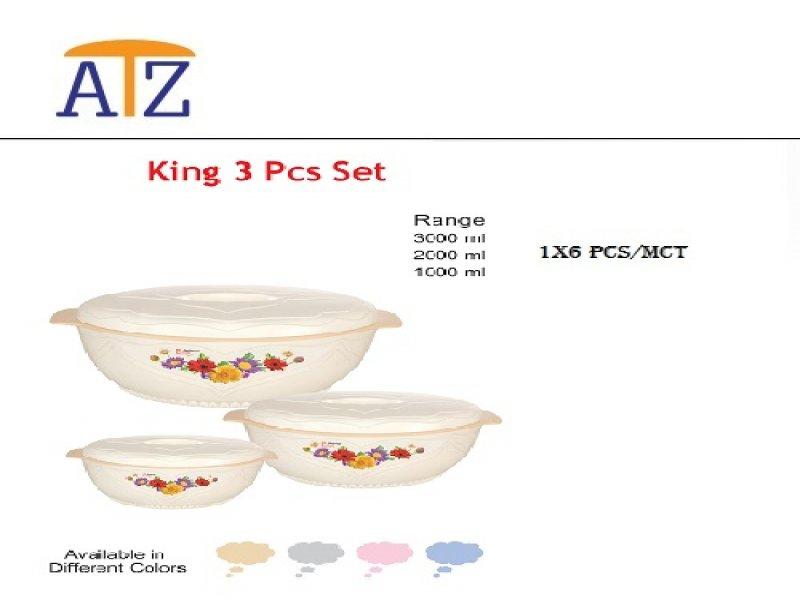 Galaxy King Acrylic Hot Pot Set