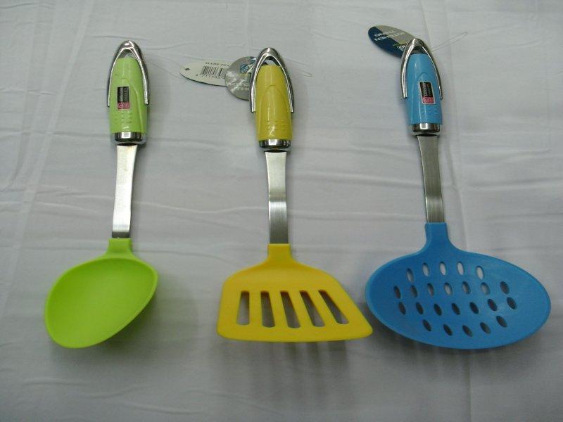 Nylon Cooking Spoon Set