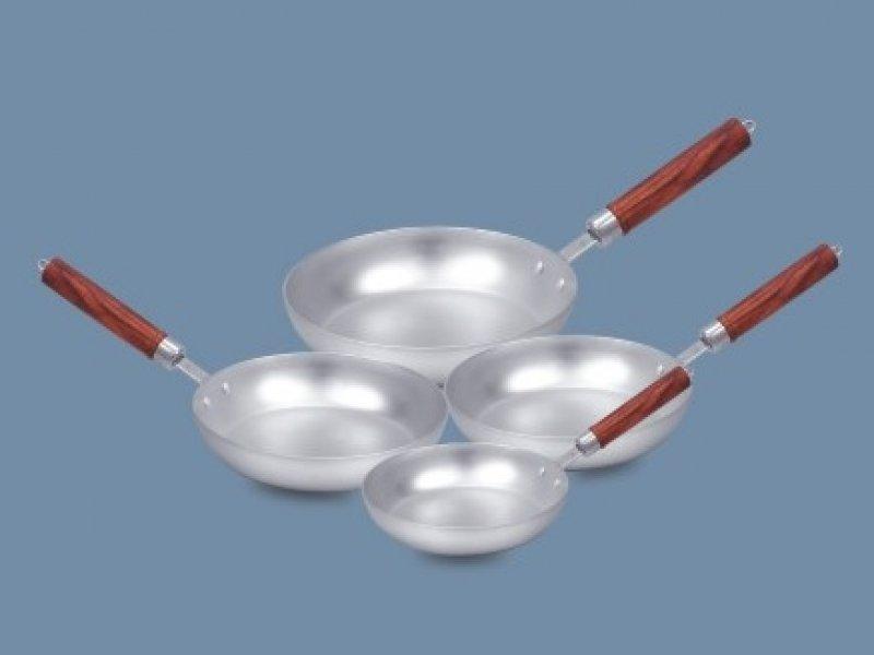 Aluminium Frying Pan Set