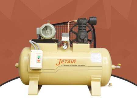 Single Stage Air Compressor