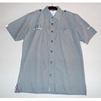 Kids Cotton Half Sleeve Shirt 01