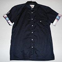Kids Cotton Half Sleeve Shirt 06