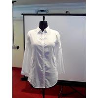 Ladies Cotton Full Sleeve Shirt 02