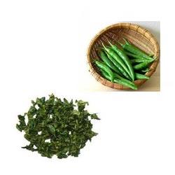 Dehydrated Green Chilli