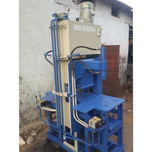 Semi Automatic Paver Block Making Machine 01