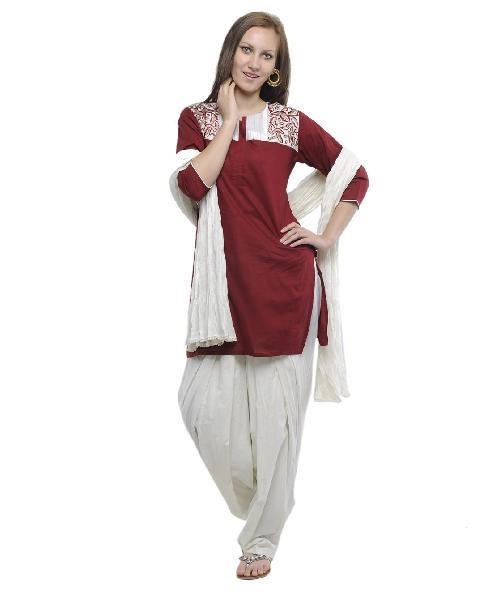 Ladies Salwar Kameez 01