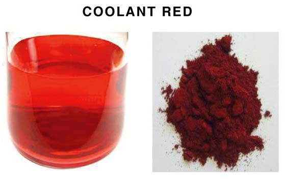 Coolant Red