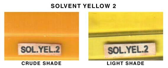 Solvent Yellow 2