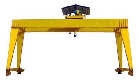 Goliath EOT Crane
