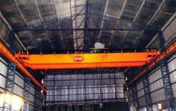 Hoist Double Beam EOT Crane