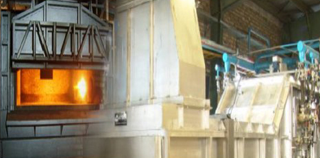 Reheating Furnace Rolling Mill Plant