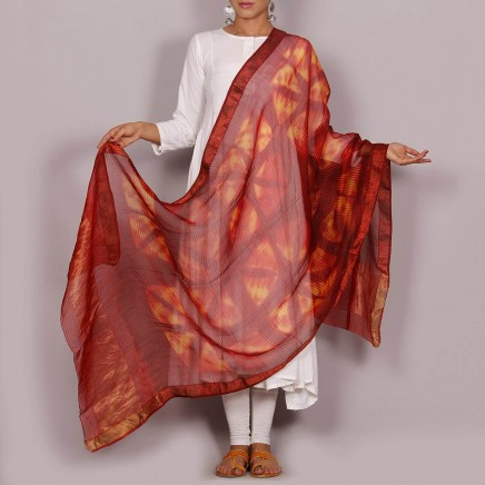 Cotton Dupatta 07