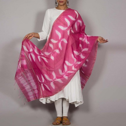 Cotton Dupatta 08