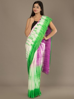 Moonga Silk Saree 02
