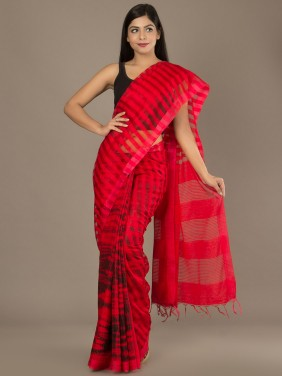 Moonga Silk Saree 04