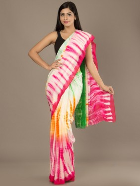 Moonga Silk Saree 05