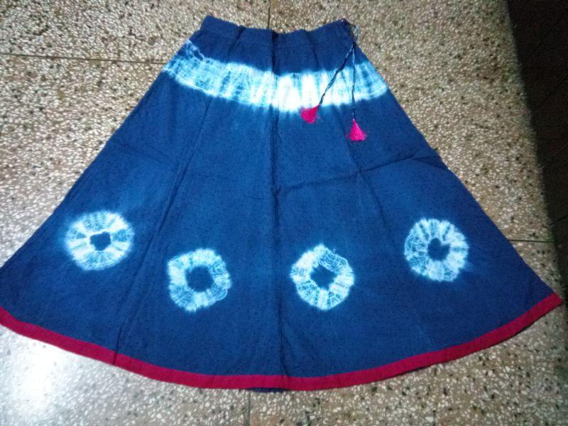 Printed Skirt 03