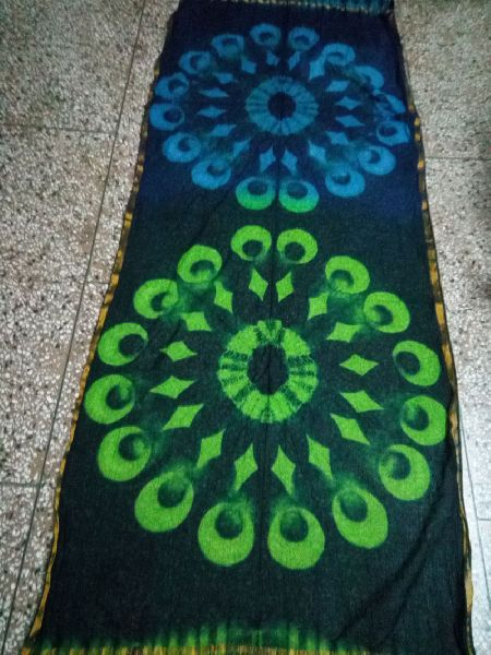 Shibori Cotton Managalgiri Dupattas 06