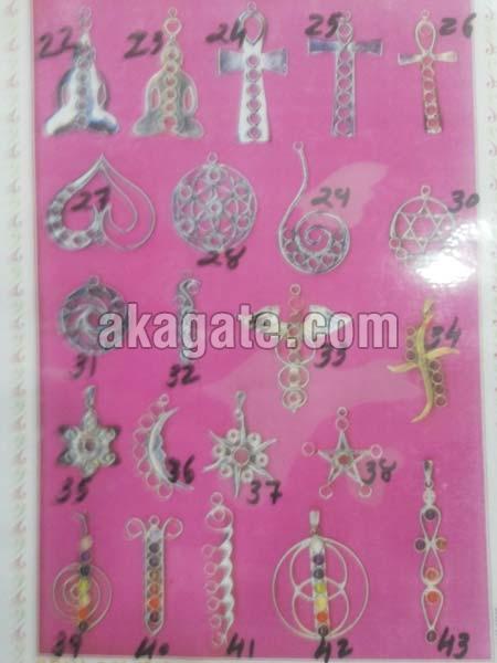 Seven Chakra Pendant