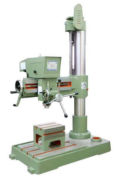 Universal Radial Drilling Machine (Model No. SER- 35)