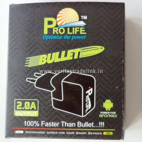 2.0 Amp Bullet Mobile Charger