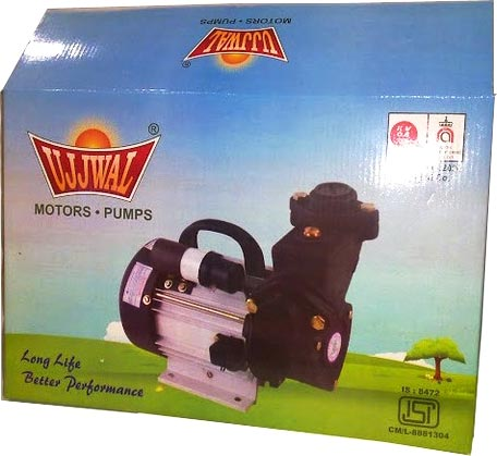 Printed Box for Monoblock Pumps