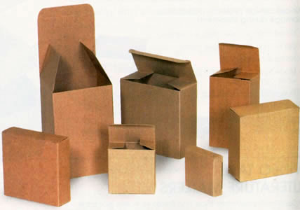 Reverse tuck folding cartons