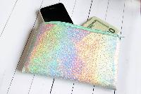 Holographic Pouches