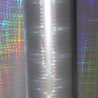 Transperent Holographic Hot Stamping Foil HRI 8