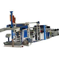 Extrusion Coating Lamination Plant 01