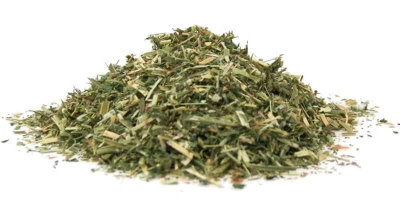 Dried Alfalfa