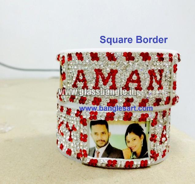Couple Name Bangle 05