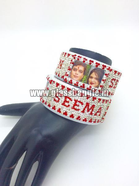 Couple Name Bangle 06