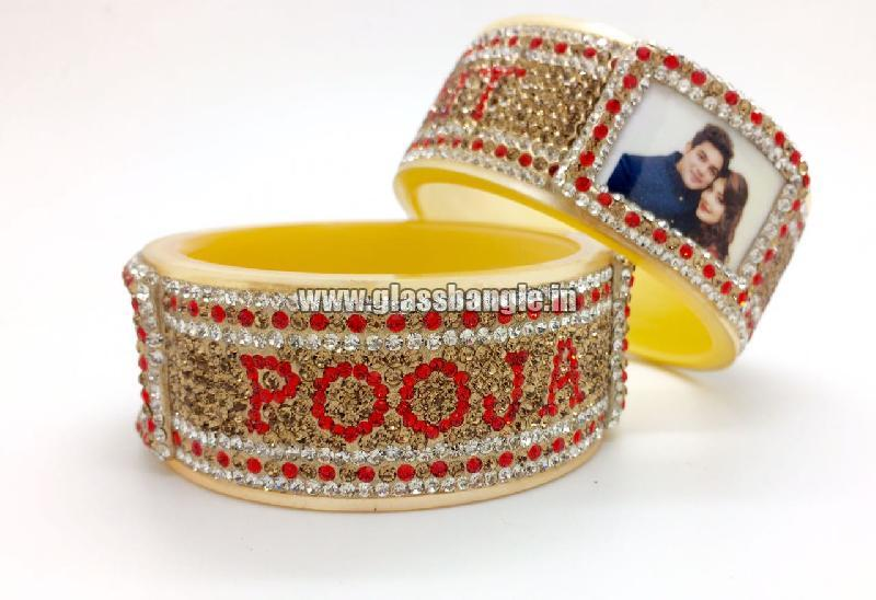 Couple Name Bangle 15