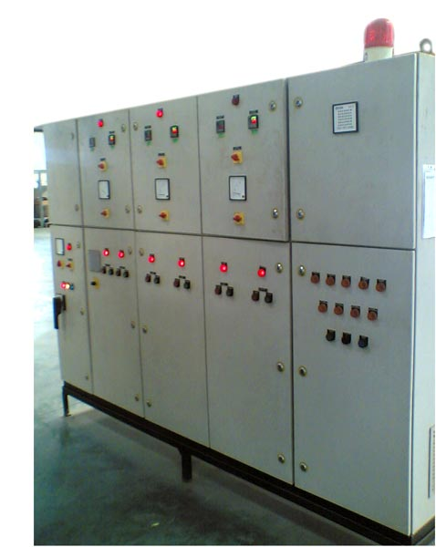 Automatic Processing Control Panel